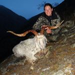 South Pacific Goat Hunt - New Zealand trophy goat