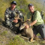 Trophy South Pacific Whitetail 9 point buck
